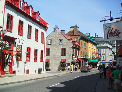 Quebec restaurants