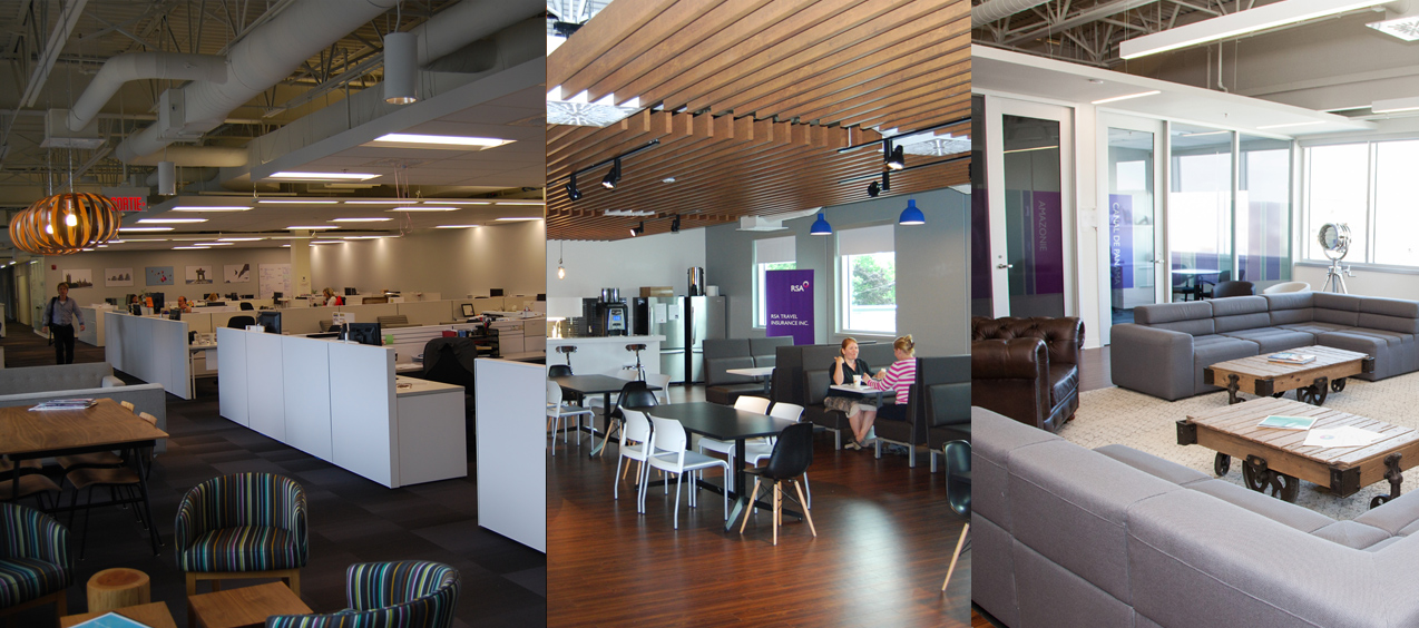 RSA Travel Insurance office in Sherbrooke