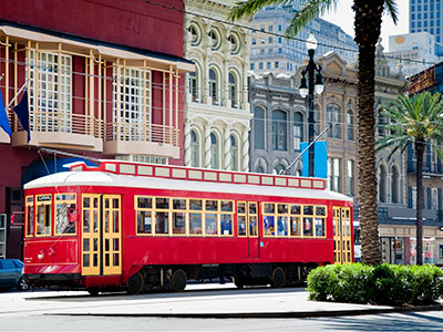 Tramway New Orleans